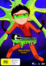 Grossology - Vol. 2: Yack Attack on DVD