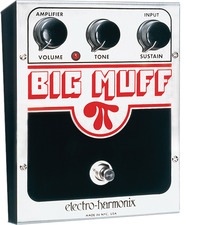 Electro-Harmonix USA Big Muff Pi - Distortion / Sustainer Pedal