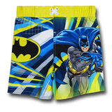 Batman Colour Streaks Toddler Board Shorts (3T)