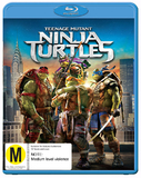 Teenage Mutant Ninja Turtles on Blu-ray
