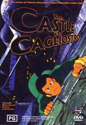 The Castle Of Cagliostro on DVD