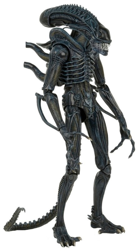 Aliens: Alien Warrior (1986) - 1:4 Scale Action Figure