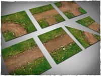 DeepCut Studios Terrain tiles set – dirt path