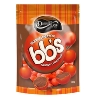 Darrell Lea BB's Chocolate Orange Balls (180g)