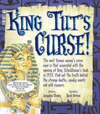 King Tut's Curse! by Jacqueline Morley image