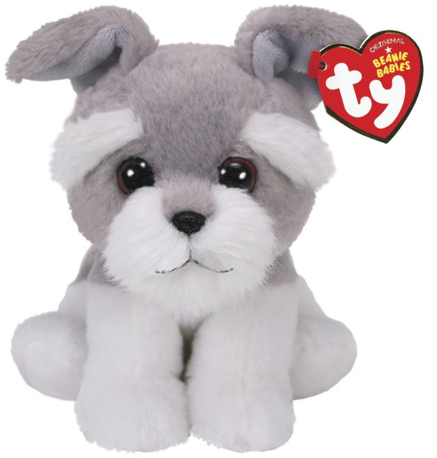 Ty Beanie Babies: Harper Dog - Small Plush