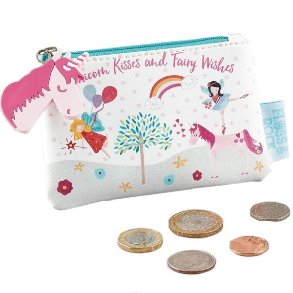 Floss & Rock: Fairy Unicorn - Coin Purse