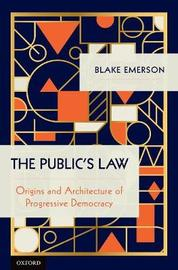 The Public's Law by Blake Emerson