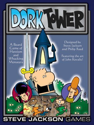 Dork Tower image