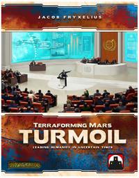 Terraforming Mars: Turmoil - Game Expansion