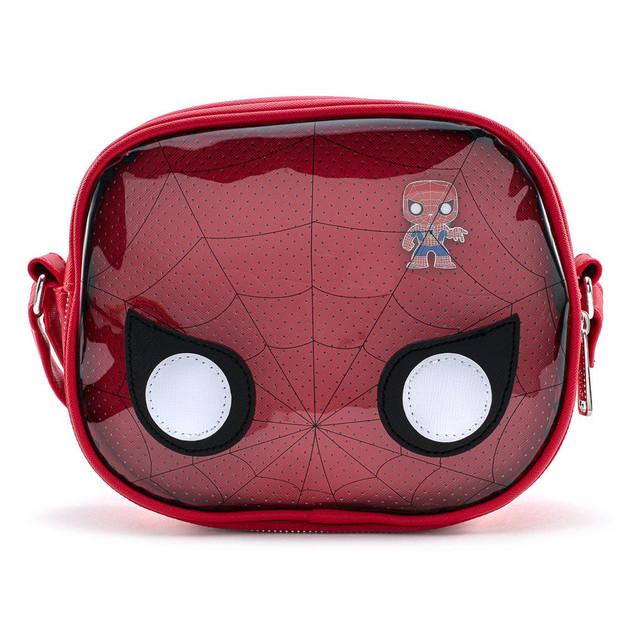 Loungefly: Marvel - Spiderman Xbody Bag