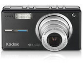 Kodak V603 6.1Mp 3x Op Zoom + 256Mb Sd Card Blk