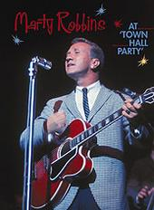 Town Hall Party Series: Marty Robbins on DVD