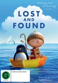 Lost and Found on DVD