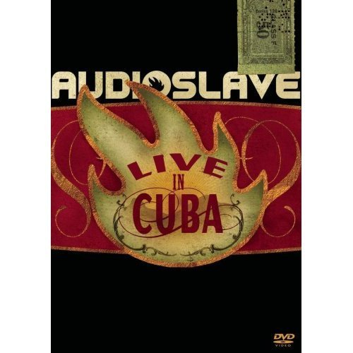 Audioslave: Live In Cuba on DVD
