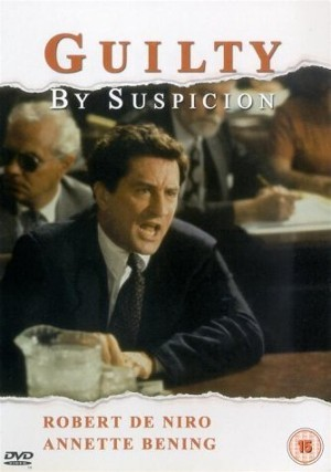Guilty By Suspicion on DVD image