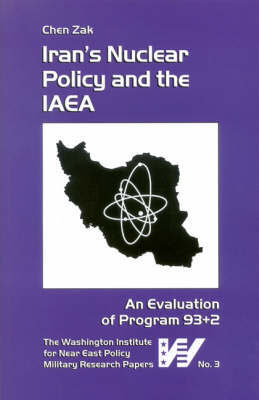 Iran's Nuclear Policy and the IAEA by Zak Chen image