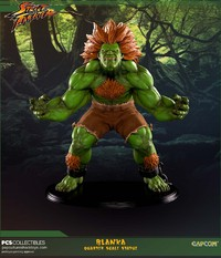 Streetfighter - Blanka 1:4 Scale Statue
