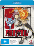 Fairy Tail - Collection 16 (episodes 176-187) on Blu-ray