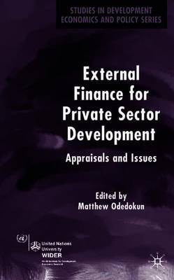 External Finance for Private Sector Development