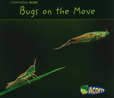 Bugs on the Move by Charlotte Guillain image