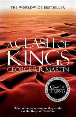 A Clash of Kings by George R.R. Martin image