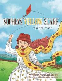 Sophia's Yellow Scarf by Patricia Nichvolodoff image
