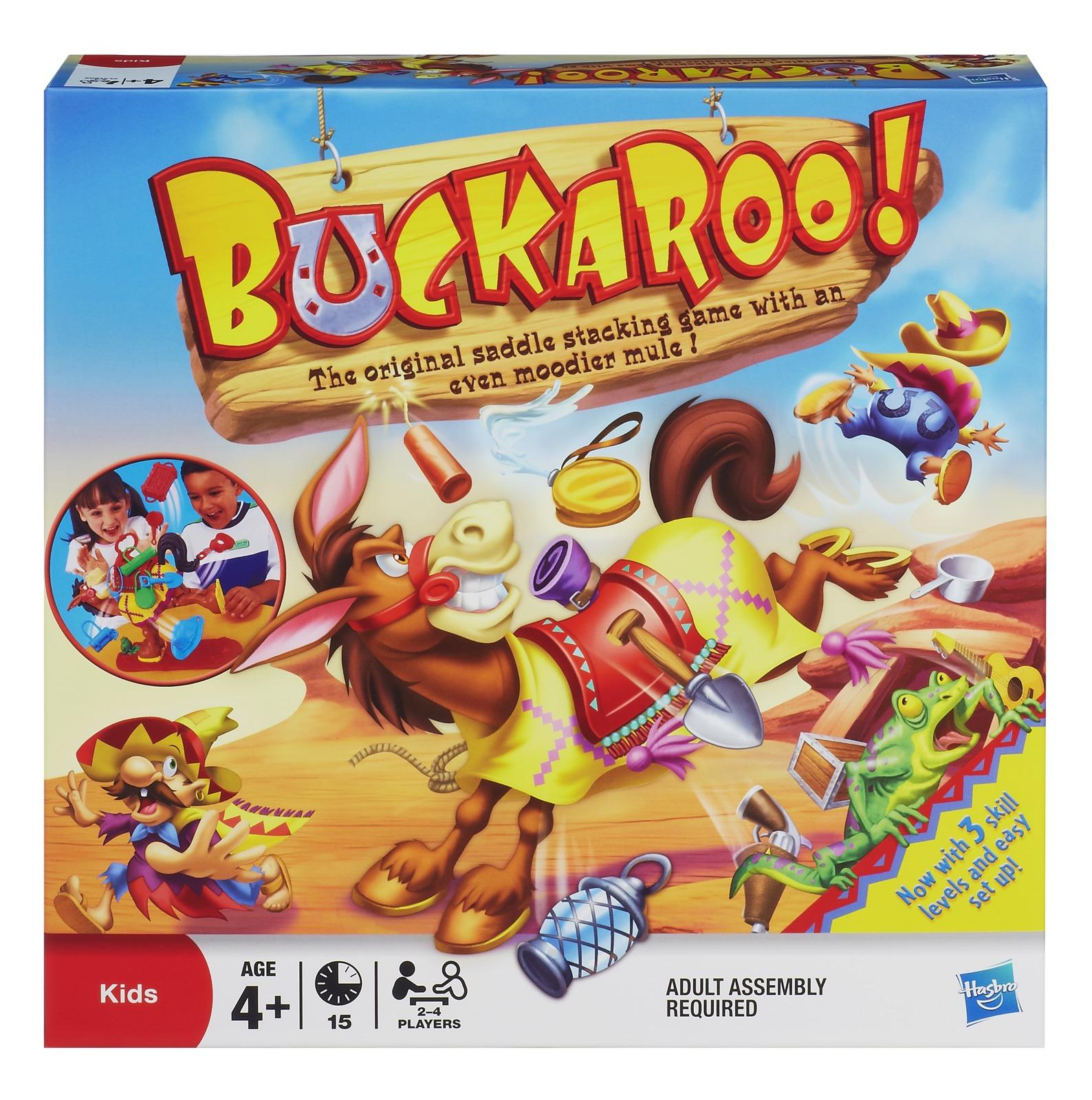 Buckaroo image