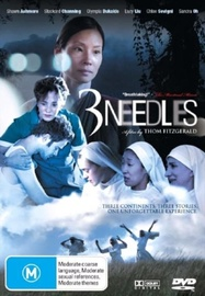 3 Needles on DVD image