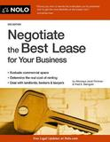 Negotiate the Best Lease for Your Business by Janet Portman