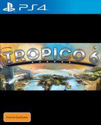 Tropico 6 for PS4