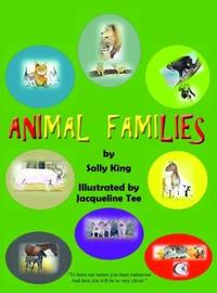 Animal Families by Sally King image