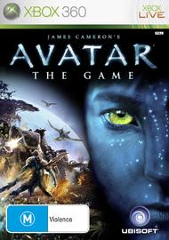 James Cameron's Avatar: The Game for Xbox 360
