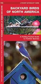 Backyard Birds of North America: An Introduction to Familiar Species by Senior Consultant James Kavanagh (Senior Consultant, Oxera Oxera Oxera)