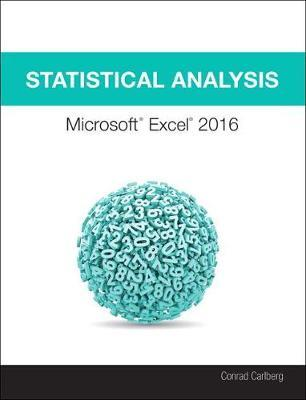 Statistical Analysis by Conrad George Carlberg image