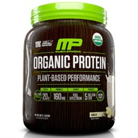 MusclePharm Plant Based Organic Protein - Vanilla (567g)