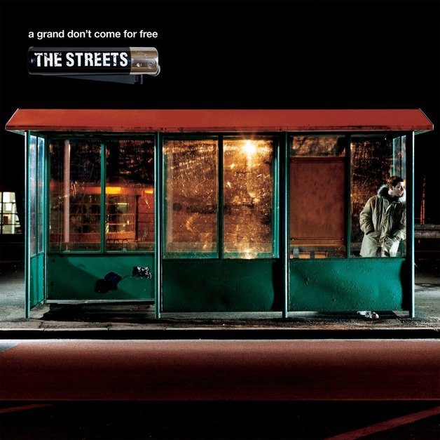 A Grand Don't Come For Free (2LP) by The Streets