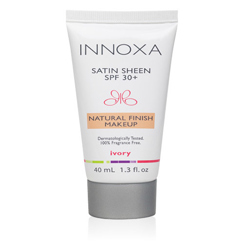 Innoxa: Satin Sheen SPF30 Foundation - Ivory (40mL)