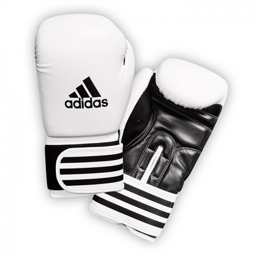 Adidas - Training Box Glove 14Oz White/Black