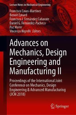 Advances on Mechanics, Design Engineering and Manufacturing II image