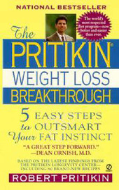 Pritikin Weight Loss Breakthrough by Robert Pritikin image