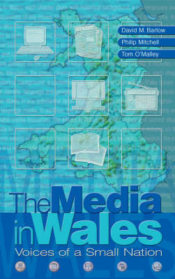 The Media in Wales by David Barlow image