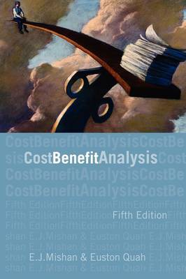 Cost-Benefit Analysis by E.J. Mishan image
