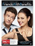 Friends With Benefits on DVD