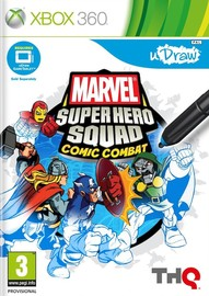 uDraw Marvel Super Hero Squad: Comic Combat for X360