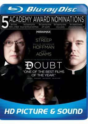 Doubt on Blu-ray