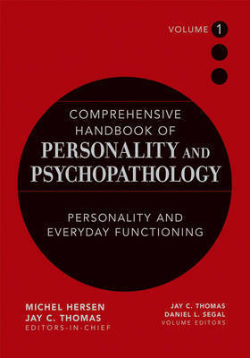 Comprehensive Handbook of Personality and Psychopathology