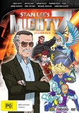 Stan Lee's Mighty 7: Beginnings on DVD