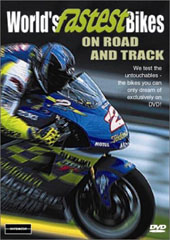 World's Fastest Bikes on DVD