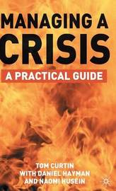Managing A Crisis by Tom Curtin image